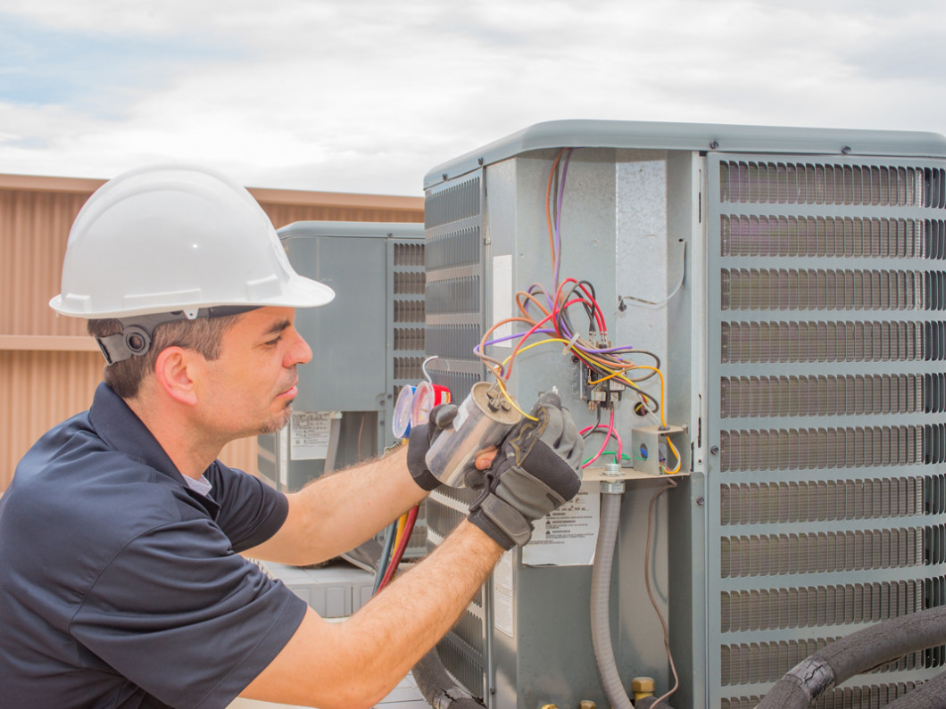 Call Laird's HVAC LLC for Installation and Repair